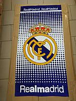 Полотенце пляжное 75/150 Реал Мадрид 1