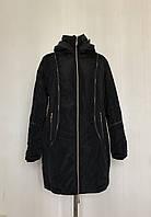 Женское  демисезонное пальто куртка больших размеров. Супер цена!!!