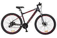 Велосипед 27.5'' Leon XC-80 (AL) Hydraulic disc, фото 1