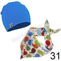 Набор детский шапка и арафатка Bape kids №31