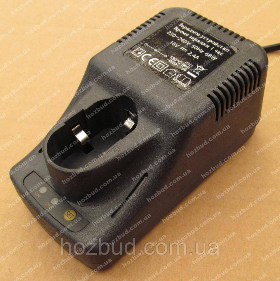 Зарядка для аккумулятора на 18 В шуруповерт
