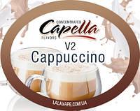 Ароматизатор Capella Cappuccino v2 (Капучино v2)