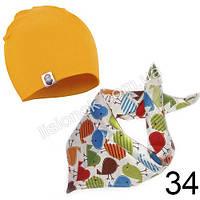Набор детский шапка и арафатка Bape kids №34
