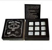 Камни для виски IceStone 30011 в коробке 9 шт Маленькая упаковка