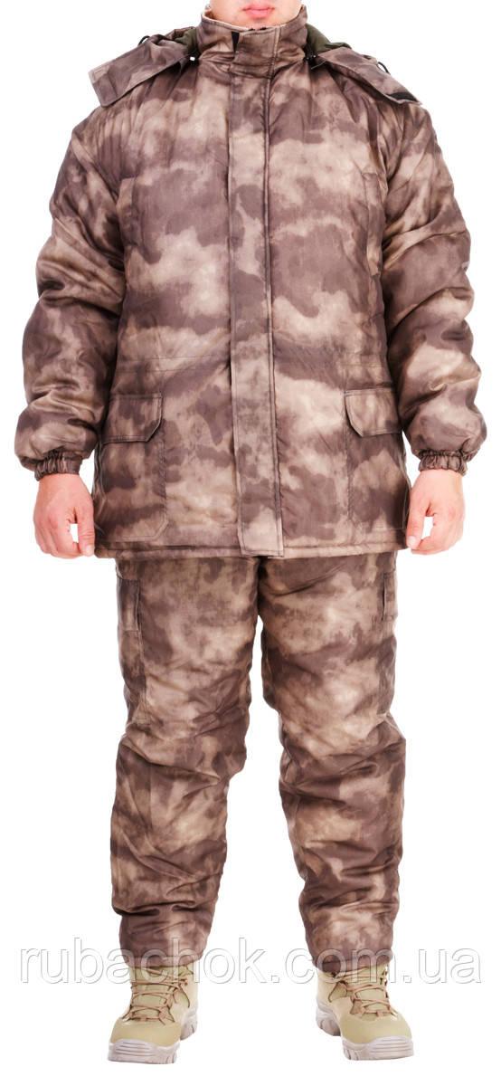 Зимовий комуфляжный костюм Буран KODOR