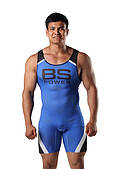 Трико BERSERK Power blue