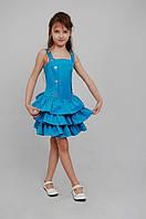 Платье - сарафан  летний  М -944  рост 164
