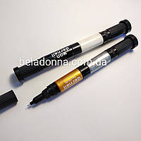 Лак - маркер для ногтей 2в1 набор 2шт