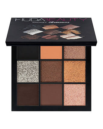 HUDA BEAUTY Smokey Obsessions, фото 2