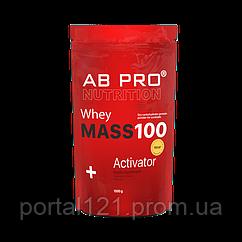 Купити 1000 г Mass 100 Whey Activator AB PRO ™
