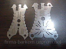 Шаблон - чертилка для жестянщика