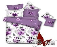 Семейный комплект постельного белья с компаньоном PL005