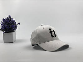Кепка бейсболка U Unkut (белая)