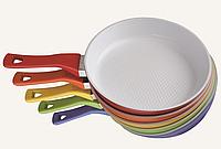 Сковорода с керамическим антипригарным покрытием d=20 см PETERHOF PH-15312-20