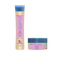 Набор H-Brush Special Care шампунь 300мл + маска 300 мл. Honma Tokyo
