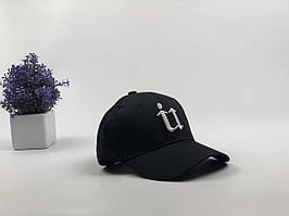 Кепка бейсболка U Unkut (черная)