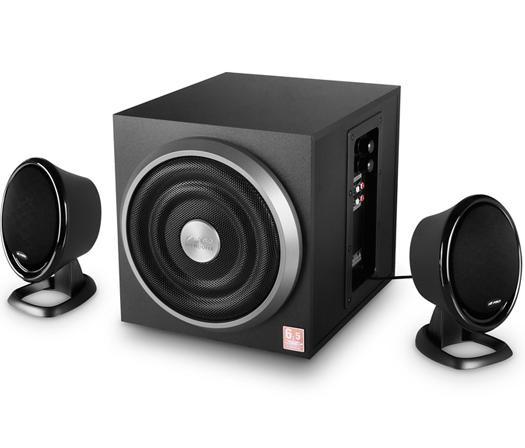 Мощная настольная акустическая система F&D F210X