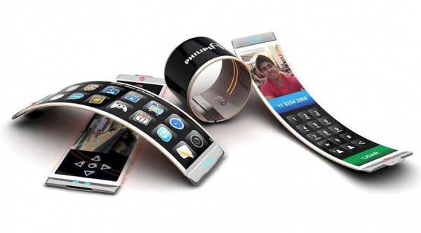 Смартфоны будущего
