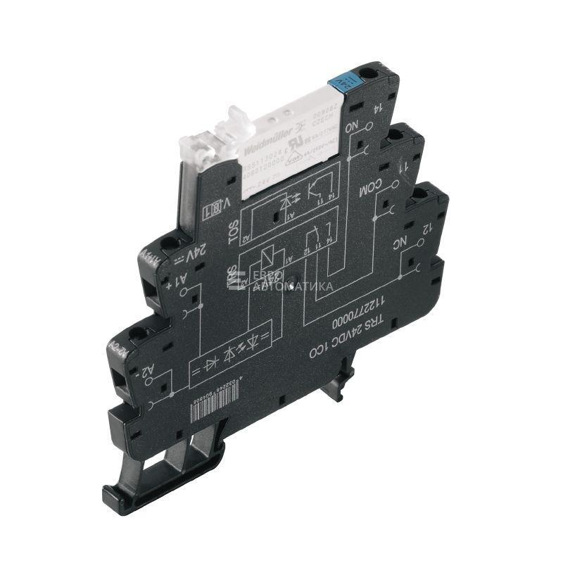 Релейный модуль Weidmuller TRS 230VUC 1CO AGSNO - 2153590000
