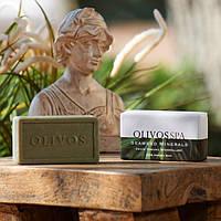 """Натуральное оливковое мыло Olivos SPA """"Минералы морских водорослей"""" Seaweed Minerals 250 гр"""
