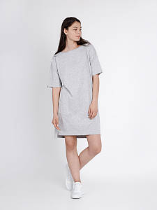 Плаття Urban Planet MEL DRESS сіре розміри XS S M