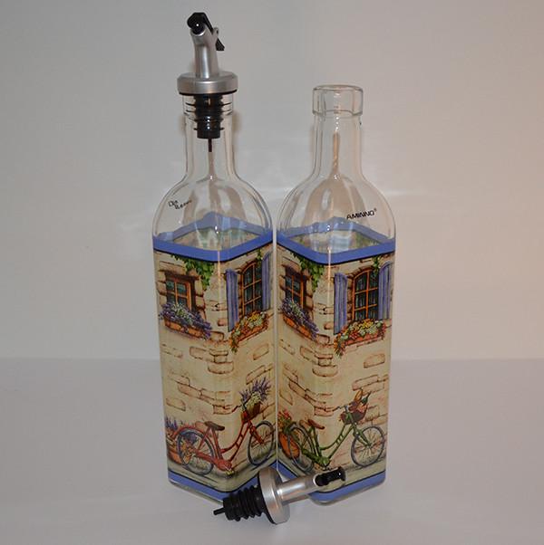 Набор бутылок для масла и уксуса