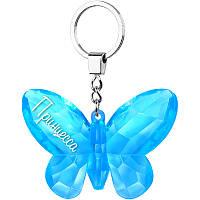 """Брелок на ключи """"Принцесса"""" голубой, фото 1"""