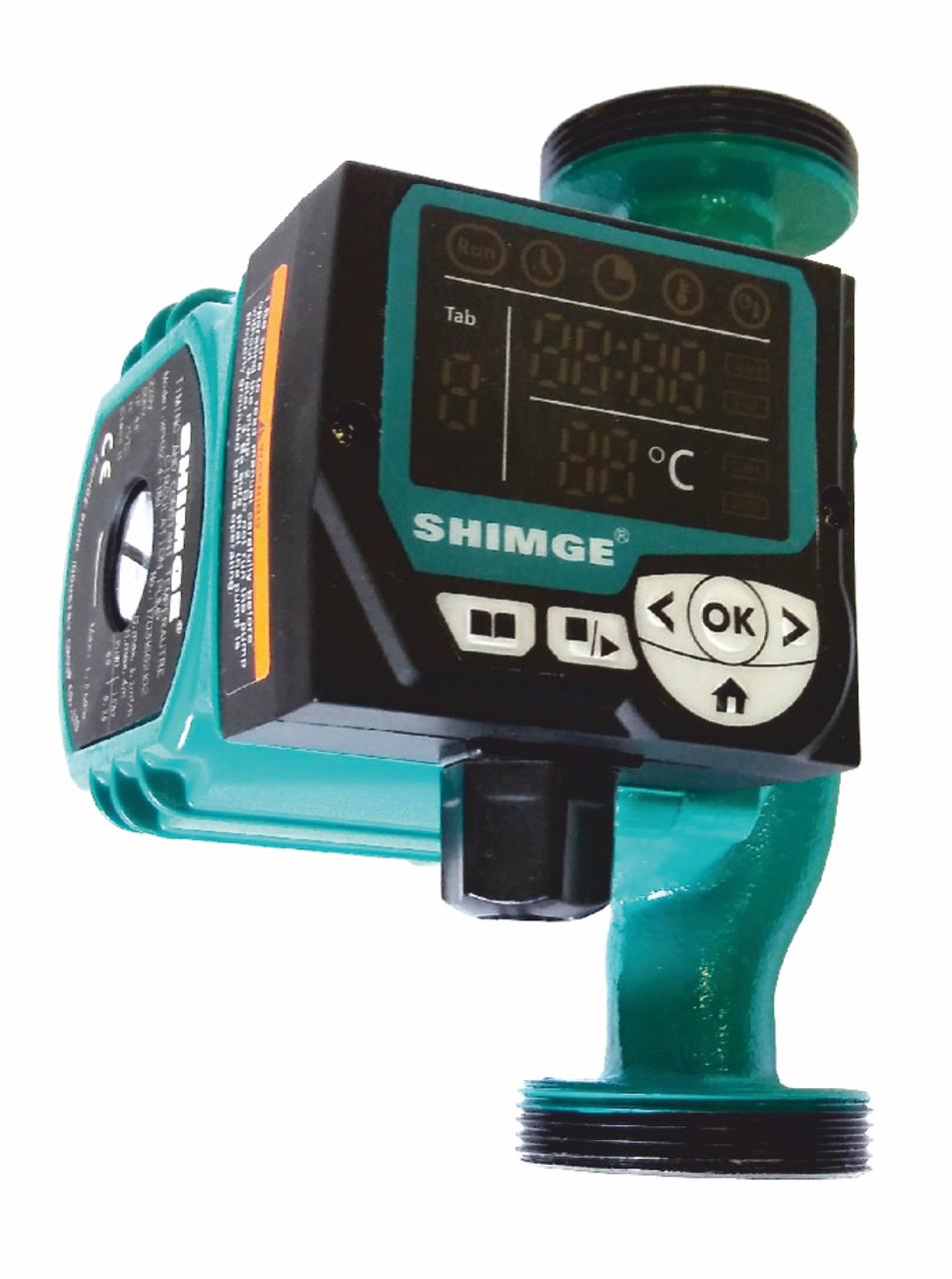 Насос циркуляционный SHIMGE XPH15-6-130 с термодатчиком