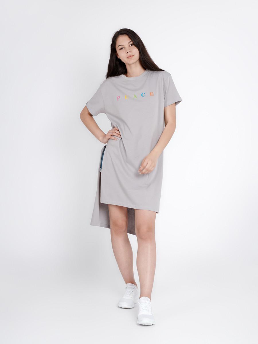Платье туника женская PEACE TUN PALO Urban Planet (модное платье, плат