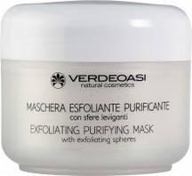 Очищающая маска-скраб с отшелушивающими частицами для жирной и проблемной кожи, 250мл