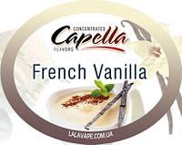 Ароматизатор Capella French Vanilla (Французская ваниль)