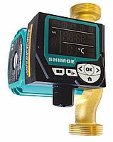 Насос циркуляционный SHIMGE XPH25-4-130B с термодатчиком латунь