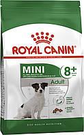 Royal Canin Mini Adult +8 2 кг для собак маленьких пород от 8 лет, фото 1