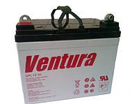 Аккумуляторная батарея Ventura GPL 12-33, емкость 33Ач, для ИБП