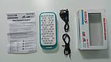 Акустична Bluetooth-колонка NEEKA NK-BT07, blue, фото 8