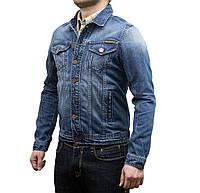 Пиджак мужской джинсовый Crown Jeans модель 5005-A (DN22)