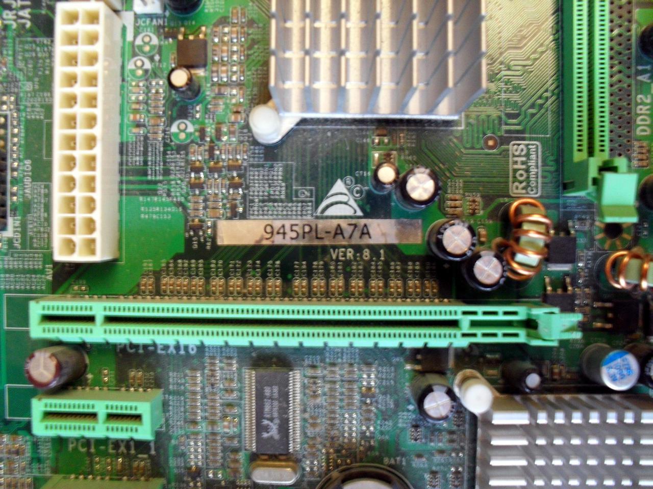 Biostar 945PL-A7A Windows Vista 64-BIT