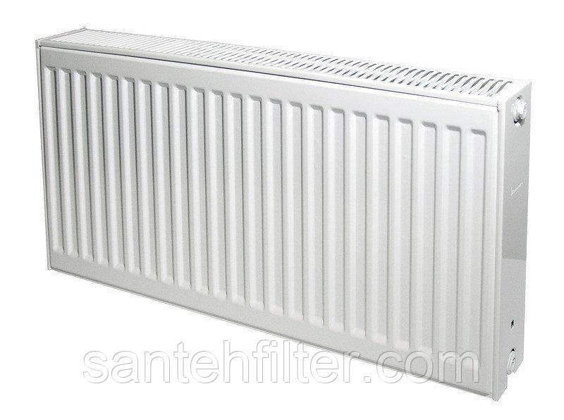 22 тип 500*400 пліч радіатори ( батареї) сталеві ( Туреччина)