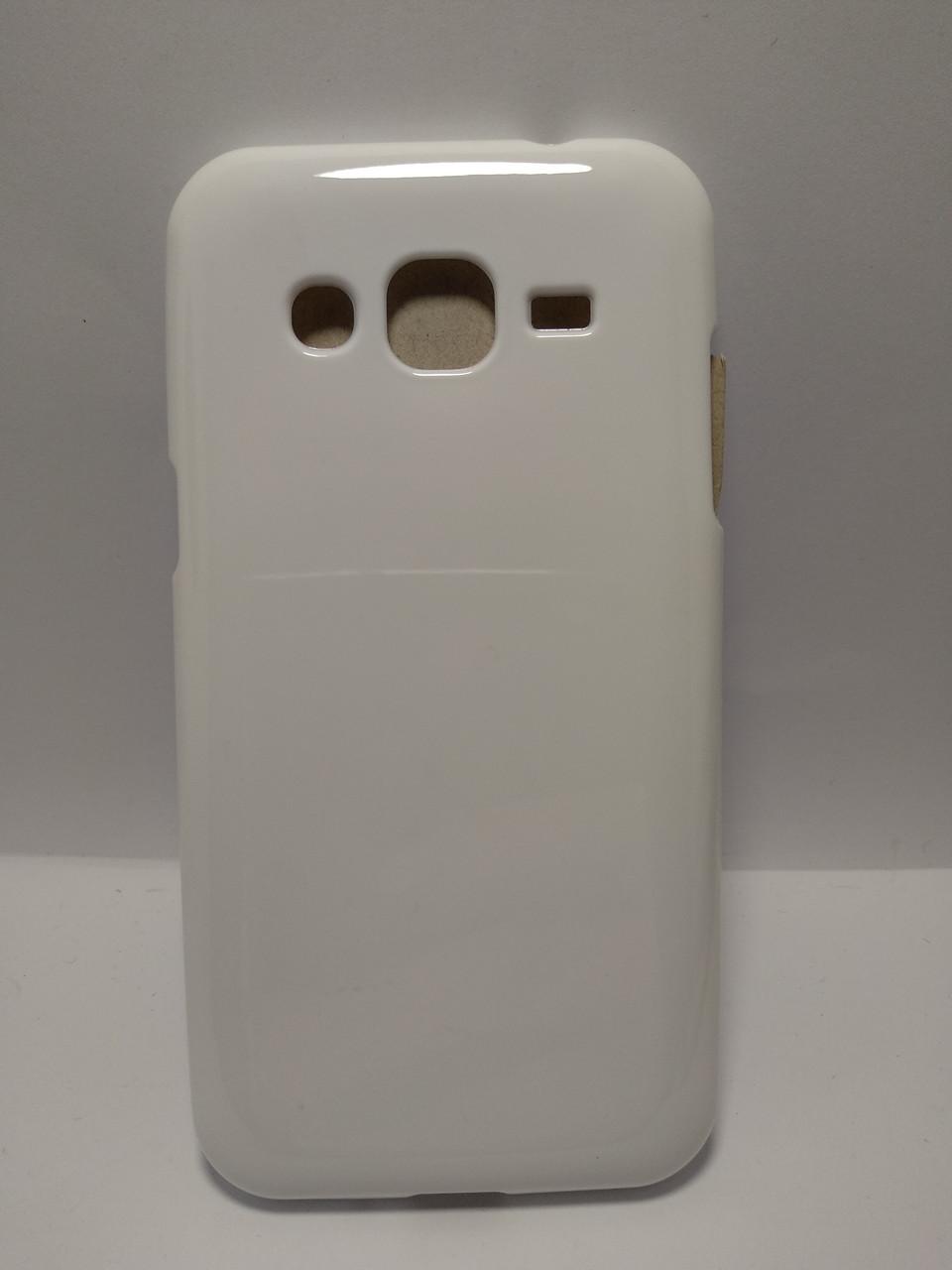 Силіконовий чохол Samsung Galaxy J2 білий