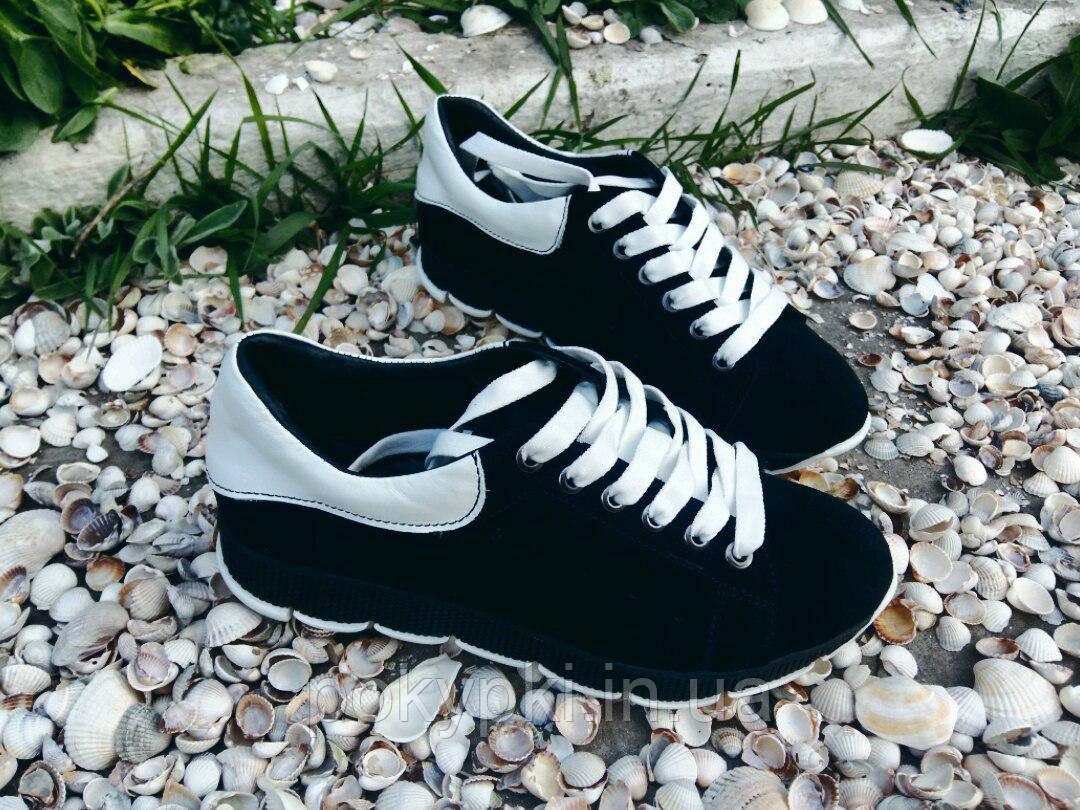 4f75172eb Замшевые кроссовки женские оптом черные с белым, кроссовки оптом от  производителя