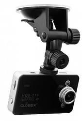 "Видеорегистратор Globex HQS-215 (FHD 2.7"" LCD екран,2 ИК диода)"
