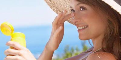 Как ухаживать за кожей жарким летом
