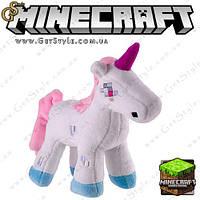"""Игрушка Единорог из Minecraft - """"Unicorn"""" - 18 х 16 см."""