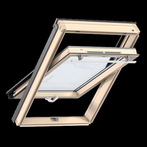 Вікно Velux GLR 3073BT з двома ручками Мансардне вікно Velux GLR 3073BT Окно Velux GLR 3073BT