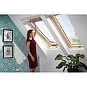 Вікно Velux GLR 3073BT з двома ручками Мансардне вікно Velux GLR 3073BT Окно Velux GLR 3073BT, фото 3