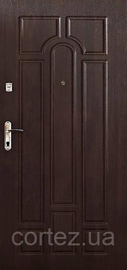 Двери входные комфорт 105 полотно 55мм