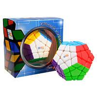 Кубик Рубика Smart Cube Мегаминкс без наклеек (КВ)