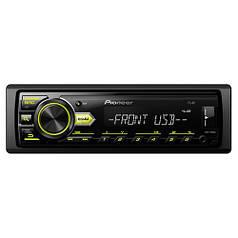 Автомагнитола Pioneer MVH-09 UBG USB (без дисковода) 4х50
