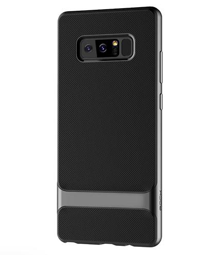 Чехол бампер Rock Royce Series для Samsung Galaxy Note 8 (N950) - Grey