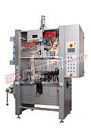 Автоматическая машина ЧА-3000 для фасовки жидких и вязких продуктов в упаковку типа ЧАБ